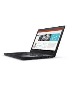 "Lenovo ThinkPad X270 20K6001FUS 12.5"" Touchscreen LCD Notebook Intel Core i5 6th Gen i5-6200U Dual-core 2.30 GHz 8 GB DDR4 SDRAM 180 GB SSD Win 7 Pro 64-bit English upgradable to Win 10 Pro 1920 x 1080 IPS Technology Graphite Black"
