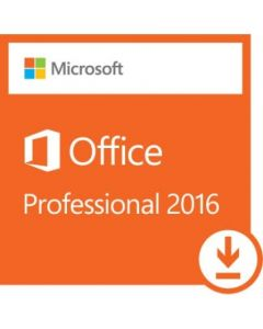Microsoft Office 2016 Professional License 1 PC Word Excel PowerPoint OneNote Outlook Access and Publisher Download PC