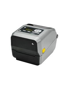 Zebra ZD620t Thermal Transfer Desktop Printer with LCD Screen 203 dpi Print Width 4 in Ethernet Serial USB ZD62142-T01F00EZ ZD62142-T01F00EZ