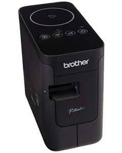 Brother P-Touch Edge PT-P750WVP Thermal Transfer Printer - Monochrome - Portable - Label Print PTP750WVP