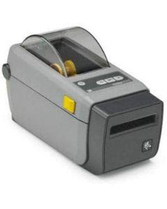 "Zebra ZD41022-D01000EZ AIT DT Printer ZD410 2"" Print Width Standard EZPL 203 DPI US Cord USB USB Host Modular CONNECTIVITY Slot ZD41022-D01000EZ"