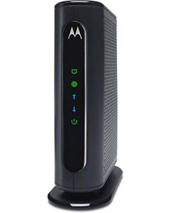 MOTOROLA 16x4 Cable Modem Model MB7420 686 Mbps DOCSIS 3.0 Certified by Comcast XFINITY Charter Spectrum Time Warner Cable Cox BrightHouse and More MB7420-10