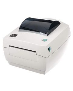 Zebra - GC420d Direct Thermal Desktop Printer for labels Receipts Barcodes Tags - Print Width of 4 in - USB Serial and Parallel Port Connectivity - GC420-200510-000 GC420-200510-0QB