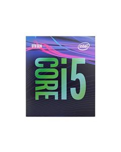 Intel Core i5-9400 Desktop Processor 6 Cores up to 4.1 GHz Turbo LGA1151 300 Series 65W Processors 984507 984507