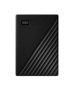 WD 5TB My Passport Portable External Hard Drive Black - WDBPKJ0050BBK-WESN WDBPKJ0050BBK-WESN
