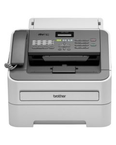 Brother Printer MFC7240 Monochrome Printer with Scanner Copier and Fax,Grey MFC-7240