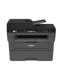 Brother Monochrome Laser Printer Compact All-In One Printer Multifunction Printer MFCL2710DW Wireless Networking and Duplex Printing Amazon Dash Replenishment Ready MFCL2710DW
