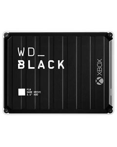 WD_Black 5TB P10 Game Drive for Xbox One Portable External Hard Drive with 2-Month Xbox Game Pass - WDBA5G0050BBK-WESN WDBA5G0050BBK-WESN