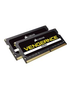 CORSAIR Vengeance Performance 32GB (2x16GB) 260-Pin DDR4 SO-DIMM DDR4 2666 (PC4 21300) Laptop Memory Model CMSX32GX4M2A2666C18 CMSX32GX4M2A2666C18