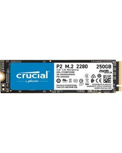 Crucial P2 250GB 3D NAND NVMe PCIe M.2 SSD - CT250P2SSD8 CT250P2SSD8