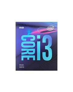 Intel Core i3-9100F Desktop Processor 4 Core Up to 4.2 GHz Without Processor Graphics LGA1151 300 Series 65W BX80684I39100F
