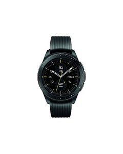 Samsung Galaxy Watch smartwatch (42mm GPS Bluetooth Unlocked LTE) – Midnight Black (US Version with Warranty) SM-R815UZKAXAR