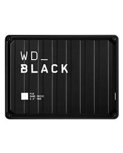 WD Black 4TB P10 Game Drive Portable External Hard Drive Compatible with PS4 Xbox One PC and Mac WDBA3A0040BBKWESN WDBA3A0040BBK-WESN
