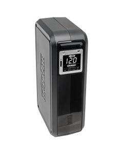Tripp Lite 1000VA Smart UPS Back Up with USB Charging Port 500W Tower LCD AVR USB TEL/Coax Protection Energy Star (SMART1000LCDU) SMART1000LCDU