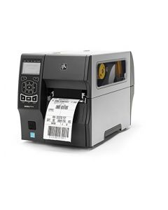 "Zebra ZT410 Direct Thermal/Thermal Transfer Printer - Monochrome - Desktop - Label Print - 4.09"" Print Width - 14 in/s Mono - 300 dpi - Bluetooth - USB - Serial - Ethernet - LCD ZT41043-T010000Z"