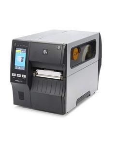 Zebra ZT411 Thermal Transfer Industrial Printer 300 dpi Print Width 4 in Serial USB Ethernet Bluetooth ZT41143-T010000Z ZT41143-T010000Z