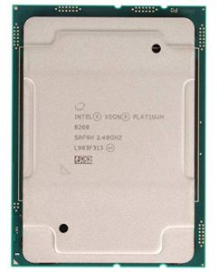 Intel Xeon Platinum 8260 Processor 24 Core 2.40GHZ 36MB 165W CPU CD8069504201101 (OEM Tray Processor) CD8069504201101