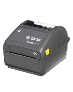 Zebra ZD420d Direct Thermal Desktop Printer 203 dpi Print Width 4 in USB ZD42042-D01000EZ ZD42042-D01000EZ