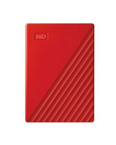 WD 4TB My Passport Portable External Hard Drive Red - WDBPKJ0040BRD-WESN WDBPKJ0040BRD-WESN