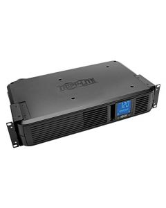 Tripp Lite 1500VA Smart UPS Back Up 900W Rack-Mount/Tower LCD AVR Extended Runtime Option USB DB9 3 Year Warranty & Dollar 250,000 Insurance (SMART1500LCDXL) SMART1500LCDXL