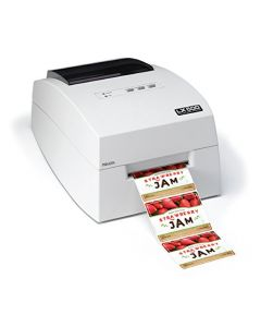 Primera LX500 Color Label Printer 74275 4800 DPI Printer with Built-In Cutter 74275