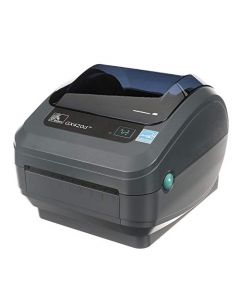 Zebra GX420d Direct Thermal Desktop Printer Print Width of 4 in USB Serial and Ethernet Port Connectivity GX42-202410-000 GX42-202410-000