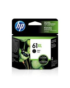 HP 61XL | Ink Cartridge | Black | CH563WN CH563WN