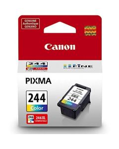 Canon CL-244 Color Ink Cartridge Compatible to iP2820 MX492 MX492 MG2420 MG2520 MG2920 MG2922 MG2924 MG2920 MG3020 MG2525 TS3120 TS302 TS202 TR4520 1288C001