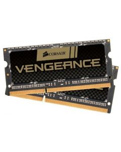 CORSAIR Vengeance 16GB (2x8GB) 204-Pin DDR3 SO-DIMM DDR3 1600 (PC3 12800) Laptop Memory Model CMSX16GX3M2A1600C10 CMSX16GX3M2A1600C10
