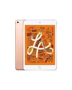 Apple iPad mini Wi-Fi + Cellular 256GB - Gold 5th Gen (2019) MUXP2LL/A