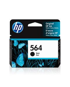 HP 564 | Ink Cartridge | Black | CB316WN C2P51FN#140