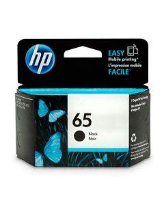 HP 65 | Ink Cartridge | Black | N9K02AN N9K02AN