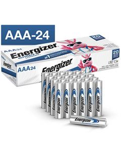 Energizer AAA Lithium Batteries Ultimate Lithium Triple A Battery (24 Count) Longest-Lasting AAA Battery L92SBP-24