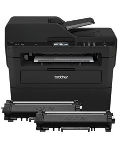 Brother Compact Monochrome Laser All-in-One Multi-function Printer MFCL2750DWXL Up to Two Years of Printing Included Amazon Dash Replenishment Ready MFCL2750DWXL