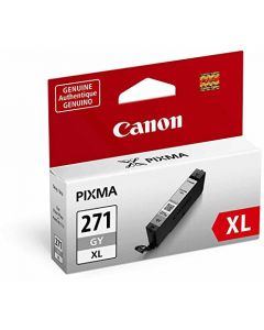 Canon CLI-271XL Gray Ink Tank Compatible to MG7720 TS8020 TS9020 0340C001