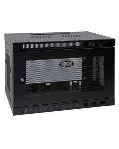 "Tripp Lite 9U Wall Mount Rack Enclosure Server Cabinet 16.5"" Deep Switch-Depth (SRW9U),Black SRW9U"