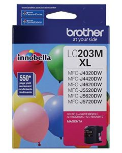 Brother Printer LC203M High Yield Ink Cartridge Magenta LC203M