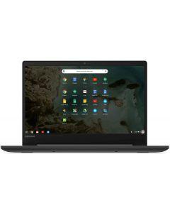 Lenovo Chromebook S330 Laptop 14-Inch FHD (1920 x 1080) Display MediaTek MT8173C Processor 4GB LPDDR3 64GB eMMC Chrome OS 81JW0000US, Business Black