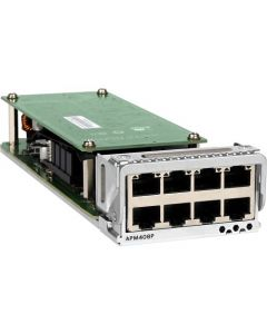 NETGEAR APM408P Port Card 8x10GBASE-T 100M/1G/2.5G/5G/10G Copper RJ45 with PoE+ for M4300 (APM408P-10000S)