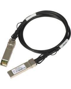NETGEAR Direct Attach Copper Twin-Axial Cable for 10 Gigabit SFP+ Passive  1 meter (AXC761-10000S)