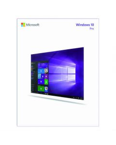 Microsoft Windows 10 Professional 32/64-bit License 1 License Download All Languages PC
