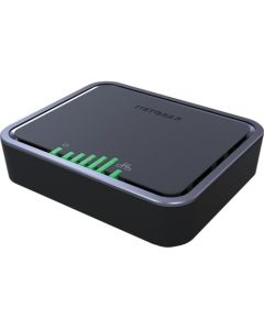 NETGEAR LB2120 Cellular Modem/Wireless Router with Dual Ethernet Ports 4G LTE UMTS HSPA+ (LB2120-100NAS)