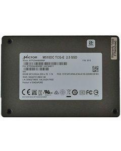 "Micron M510DC 800GB 2.5"" SATA III Internal Solid State Drive SSD MTFDDAK800MBP-1AN1ZABYY"
