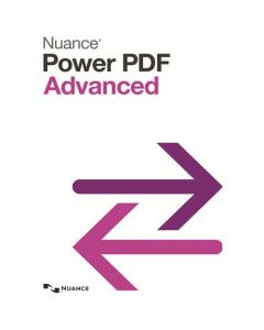 Nuance Power PDF Advanced 1 User License (Monthly)