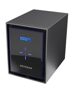 NETGEAR ReadyNAS RN426 6-bay Desktop NAS 6x4TB Enterprise HDD (RN426E4-100NES)