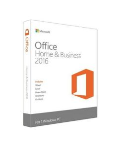 Microsoft Office 2016 Home & Business License 1 PC Electronic All Languages PC