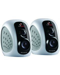 Netgear® VZSM2700 VueZone™ Home Video Monitoring system with 2 Day Motion Detection Cameras