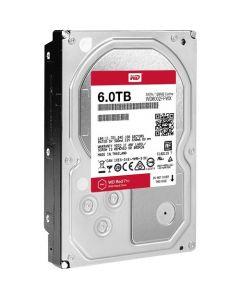 """Western Digital Red Pro WD6002FFWX 6 TB 3.5"""" Internal Hard Disk Drive (HDD) SATA III 6.0Gb/s 7200 RPM 128 MB"""