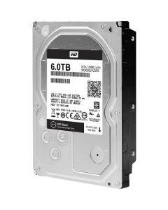 """Western Digital Black WD6002FZWX 6 TB 3.5"""" Internal Hard Disk Drive (HDD) SATA III 6.0Gb/s 7200 RPM 128 MB"""