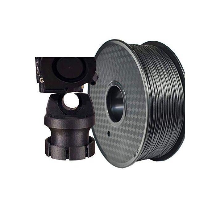 Dimensional Accuracy +//- 0.03 mm Black PRILINE TPU-1KG 1.75 3D Printer Filament 1.75 mm 1kg Spool